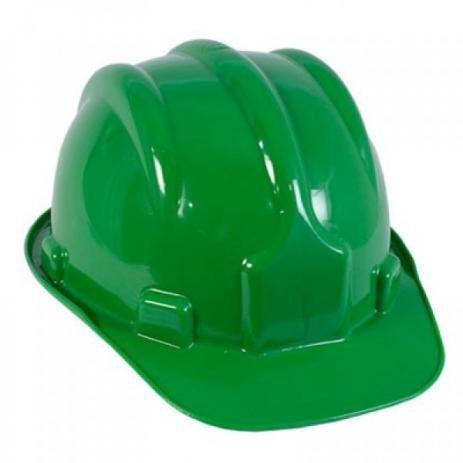 Capacete  Verde-Vonder (SELO INMETRO)