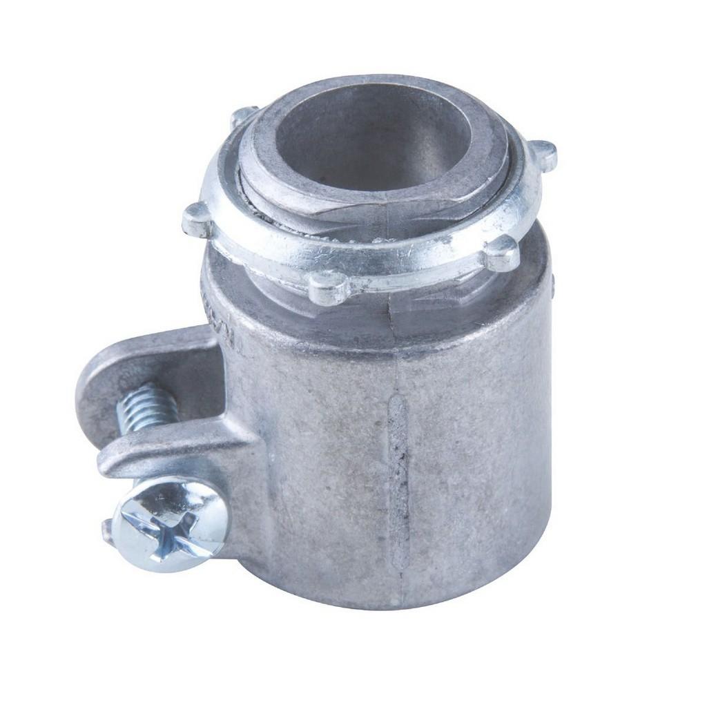 Conector Reto De Alumínio 2