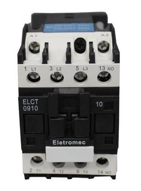 CONTATOR 12A 220V 1NA | ELETROMEC