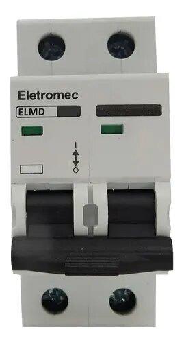 Disjuntor 2X25A Curva C Eletromec