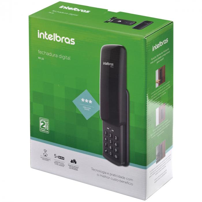 Fechadura Digital FR 10 Intelbras