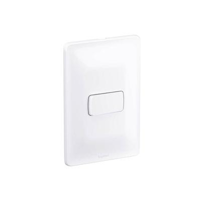 Interruptor Simples  10A 4X2 - PIAL PoP