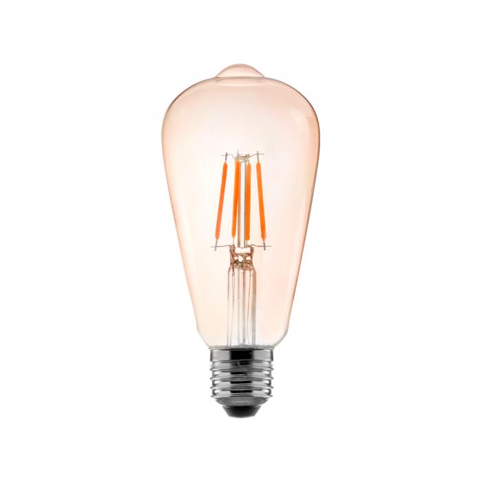 Lampada Filamento ST64 4W 2200K Mbled