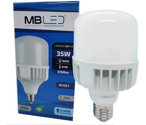 Lâmpada Led T100 35W 6500K MB LED