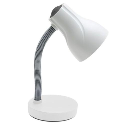 Luminária De Mesa Spiralle (Branca)