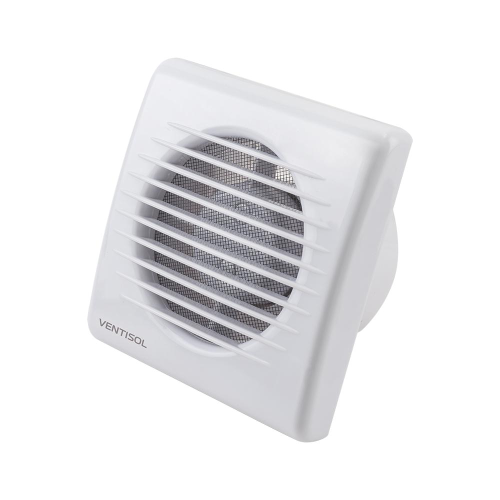Microventilador Exaustor Para Banheiro100mm