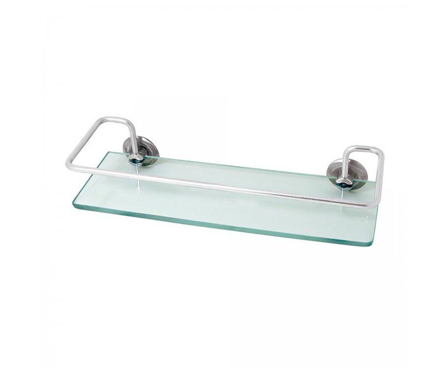 Porta Shampoo Retangular 30 cm - Leão Metais