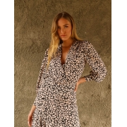 BODY CHIFFON ANIMAL PRINT