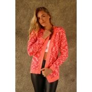 CARDIGAN TRICOT BOUCLE