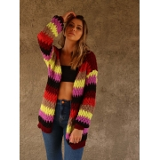 CARDIGAN TRICOT COLORS