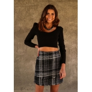 CROPPED TRICOT PRINCESA COLORS