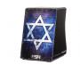 Cajon FSA Gospel Series FG-1507 Estrela de Davi Eletrico