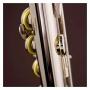 Flauta Transversal Eagle FL03N Niquelada Mecanismo Mi