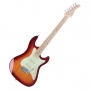 Guitarra Strinberg STS100 CS Strato Cherry Sunburst