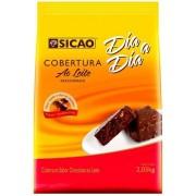 SICAO - COBERTURA DIA-A-DIA AO LEITE GOTA 2,05KG