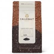 CALLEBAUT - FLOCOS CHOCOLATE 9D L 1,01KG AMARGO