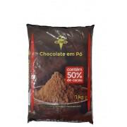 DUPORTO - CHOCOLATE EM PÓ 50% 1KG