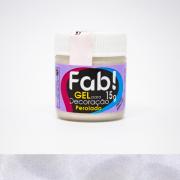 FAB - GEL DECORACAO 15G PEROLADO