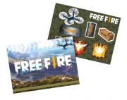 FESTCOLOR - FREE FIRE KIT DECORATIVO 1UN