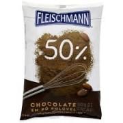 FLEISCHMANN - CHOCOLATE PO SOLUVEL50 1KG