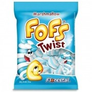 FLORESTAL - MARSHMALLOW FOFS AZUL/BRANCO 220G