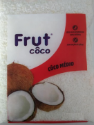 FRUTCOCO - COCO RALADO SECO 250G MEDIO