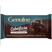 GENUINE - CHOCOLATE 1,05KG MEIO AMARGO