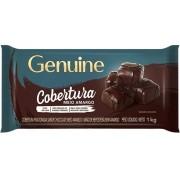 GENUINE - COBERTURA 1KG MEIO AMARGO