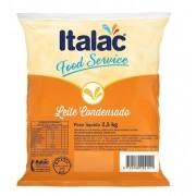 ITALAC - LEITE CONDENSADO BAG 2,5KG SEMIDESNATADO