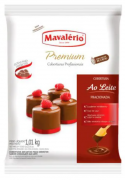 MAVALÉRIO - COBERTURA PREMIUM GOTAS 1,01KG AO LEIT