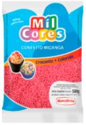 MAVALÉRIO - CONFEITO MIÇANGA 500G ROSA