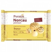 NORCAU - COB PREMIUM BARRA 1,01KG BRANCO