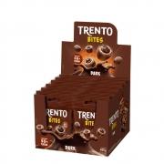 PECCIN - WAFER TRENTO BITES 12X40G DARK
