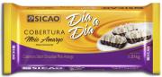 SICAO - COBERTURA DIA-A-DIA BARRA 1,01KG M.AMARGO