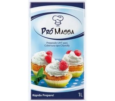 PRÓ-MASSA CHANTILY 1L