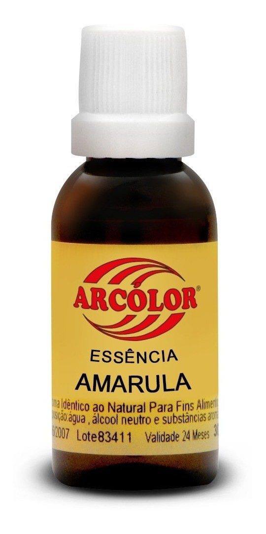 ARCOLOR - ESSENCIA 30ML AMARULA