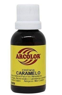 ARCOLOR - ESSENCIA 30ML CARAMELO