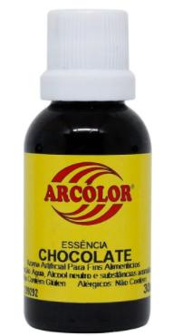 ARCOLOR - ESSENCIA 30ML CHOCOLATE