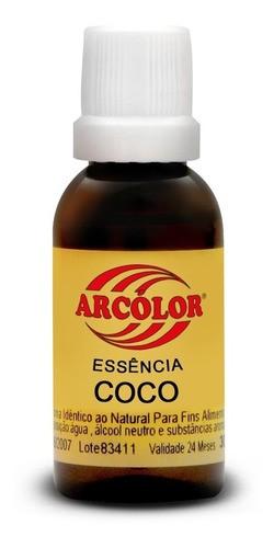 ARCOLOR - ESSENCIA 30ML COCO
