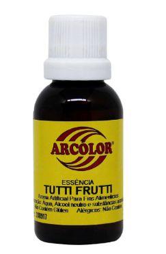 ARCOLOR - ESSENCIA 30ML TUTI-FRUTTI