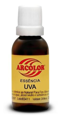 ARCOLOR - ESSENCIA 30ML UVA