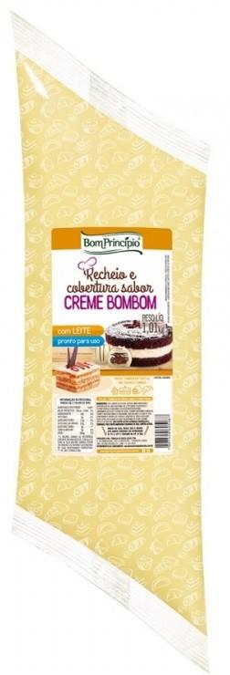 B.PRINCIPIO - COB E RECHEIO FORN 1KG CREME BOMBOM