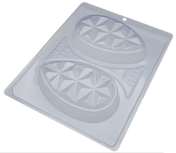 BWB - FORMA SILICONE TABLETE OVO 3D