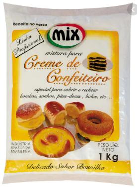 CREME DE CONFEITEIRO 1KG - MIX