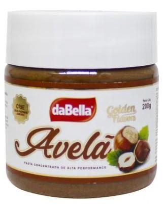DABELLA - PASTA SAB GOLDEN FLAVORS 200G AVELÃ