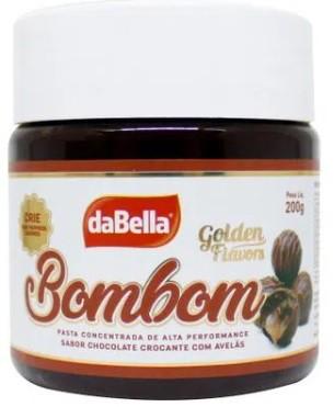 DABELLA - PASTA SAB GOLDEN FLAVORS 200G BOMBOM
