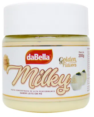 DABELLA - PASTA SAB GOLDEN FLAVORS 200G MILKY