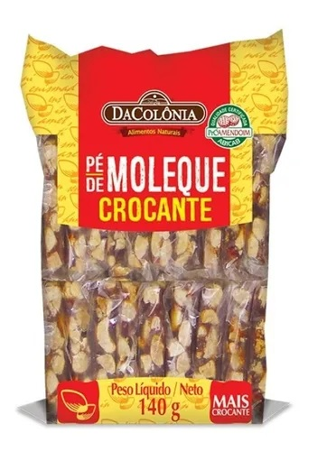 DACOLONIA - CROCANTE 140G