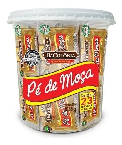DACOLONIA - PE DE MOCA PT1035g