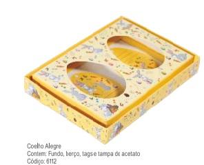 DECORA - CX PASC 100G 02CV COELHO ALEGRE 6112